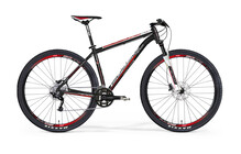 Merida Big Nine TFS 500 zwart